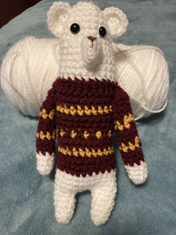 Amigurumi bear for Sale in Union Beach,  NJ