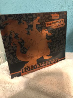 Champions path Pokemon elite trainer box. Brand new sealed for Sale in Whittier, CA