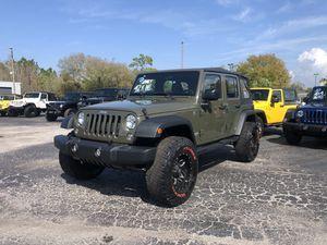 2015 Jeep Wrangler Unlimited Sport 41k miles for Sale in Gibsonton, FL