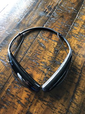 LG 750 Tone Pro Wireless Bluetooth Headphones for Sale in Portland, OR