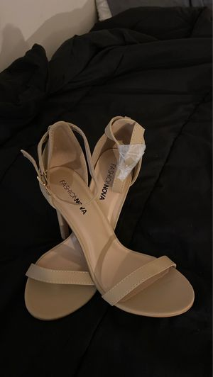 Nude Heels 😘 for Sale in Fort Washington, MD