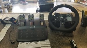 Logitech G920 Driving Force for Sale in Charlotte, NC