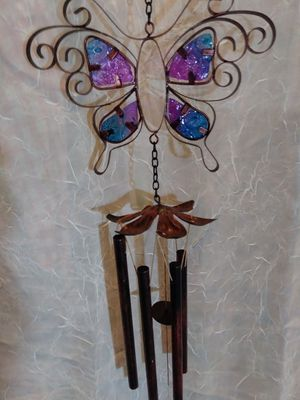 Butterfly Windchime for Sale in Pittsburgh, PA