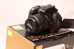 Nikon D5300 with lenses for Sale in Houston, TX