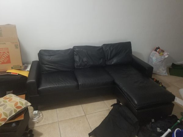 Small sectional couch
