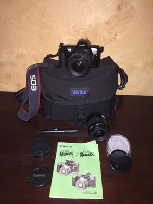 Canon EOS Rebel X S Camera package for Sale in CT, US