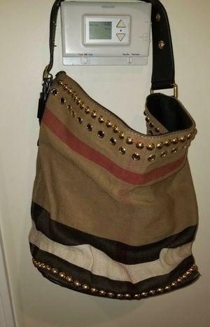 Burberry Canvas Shoulder Bag for Sale in Las Vegas, NV