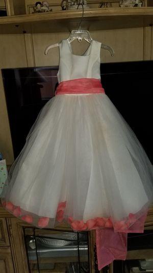 Flower Girl Dress for Sale in Fort Myers, FL