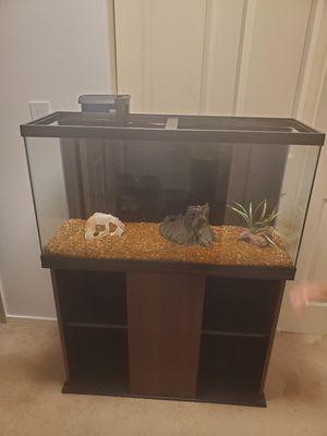 38 gallon aquarium for Sale in Monroe, WA