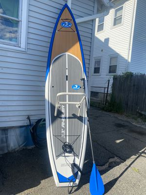 Angler Stand up paddle fishing board for Sale in East Providence, RI