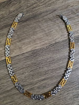 Sterling Silver Chain for Sale in Portland, OR