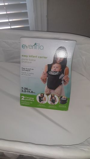 Baby carrier for Sale in North Las Vegas, NV