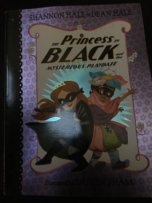 Princess in black and the mysterious play date for Sale in Roy, WA