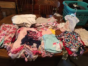 Baby girl clothes 0-3 months FREE for Sale in Millbury, OH