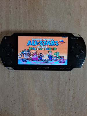 Modded psp with over 9000+ games for Sale in Bacliff, TX