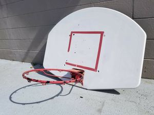 Basketball Hoop with Backboard for Sale in Holiday, FL