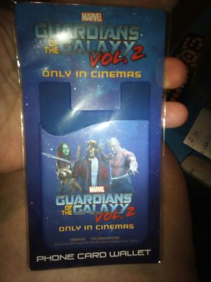 Guardians Of The Galaxy Vol. 2 Phone Card Wallet for Sale in Saint Joseph, MO