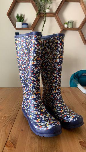 Anthropologie rain boots size 10 for Sale in Phoenix, AZ