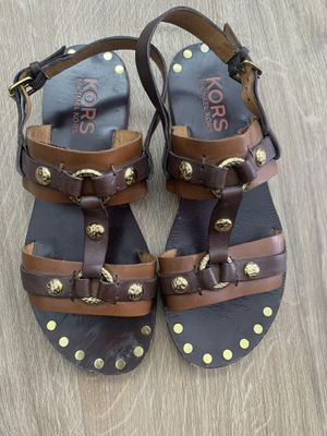 Michael Kors Sandals size 8M for Sale in Oakland, CA