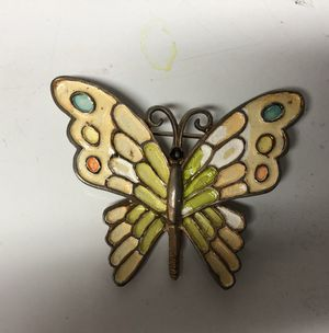 Vintage BUtterfly Brooch for Sale in Parkville, MD