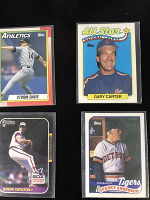 Baseball cards for Sale in El Paso, TX