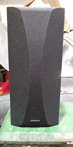 Onkyo front speakers (pair) for Sale in Orange, CA