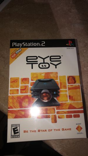Ps2 camera for Sale in Columbus, OH