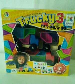 Smart Games Trucky 3 Multi level Puzzle New! for Sale in Denver, CO