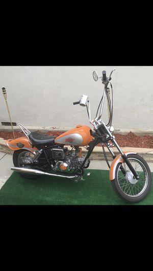 Mini chopper moped for Sale in Riverside, CA
