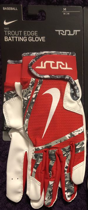 Nike Trout Edge Batting Gloves for Sale in Hacienda Heights, CA