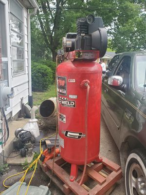 Husky pro air compressor for Sale in Grove City, OH