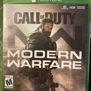 Unopened Modern Warfare for Sale in Wolcott, CT