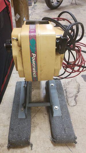 Power winch hitch for Sale in Apopka, FL