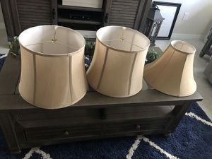 Lamp shades for Sale in Hollywood, FL