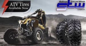 ATV TIRES NOW AVAILABLE - BRAND NEW - ALL SIZES - for Sale in La Habra Heights, CA