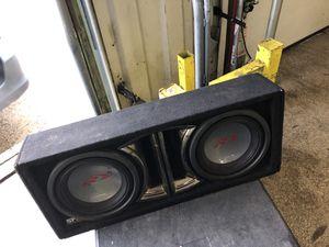 Alpine type R 2000 watts 10 inches for Sale in Boston, MA