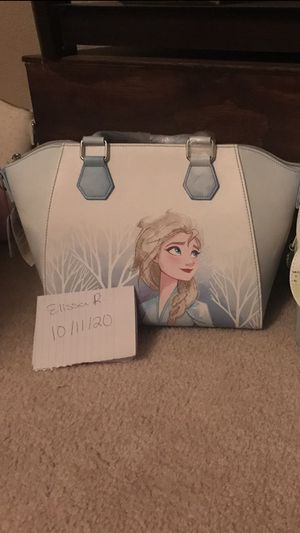 Elsa Frozen Loungefly Bag for Sale in Madera, CA