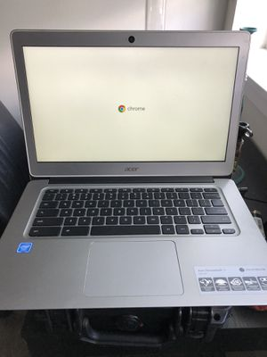 Acer chromebook laptop for Sale in Lynnwood, WA