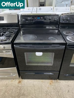 📢📢Whirlpool Electric Stove Oven Black #983📢📢 for Sale in Orlando, FL