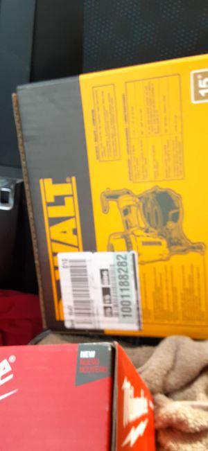 Dewalt nail gun for Sale in Denver, CO