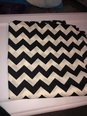 3 yards of Chevron fabric for Sale for sale  NJ, US