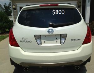 Crazy*Clean*Beautiful*2OO3 Nissan Murano for Sale in Montgomery, AL