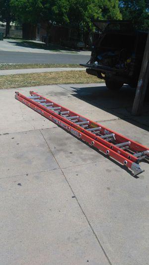 24 feet long ladder for Sale in Salt Lake City, UT
