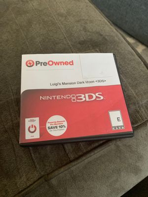 Nintendo 3ds game for Sale in Lake in the Hills, IL
