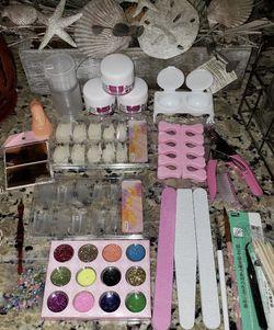 Acrylic Nail Kit for Sale in Hacienda Heights,  CA