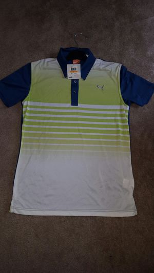 Men size small Puma Polo Shirt for Sale in Washington, DC