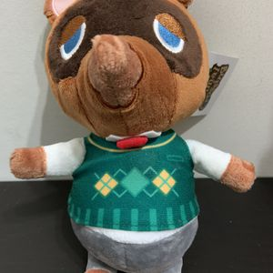 "Tom Nook 8"" Animal Crossing Stuffed Doll Toy for Sale in Arcadia, CA"