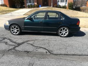 1996 HONDA CIVIC LX for Sale in Takoma Park, MD