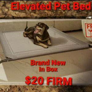 Elevated Dog Bed for Sale in Centereach, NY