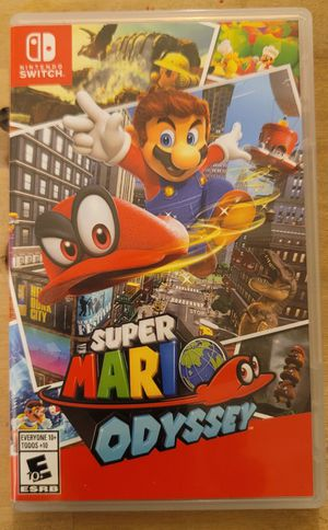 Super Mario Odyssey Game for Nintendo Switch for Sale in Los Angeles, CA